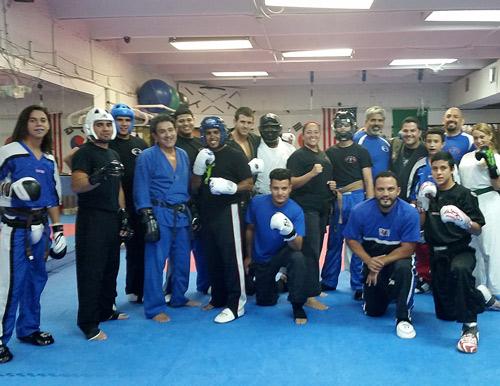 Adults Classes Miami Karate FMA