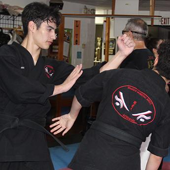 Self Defense FMA Miami KArate